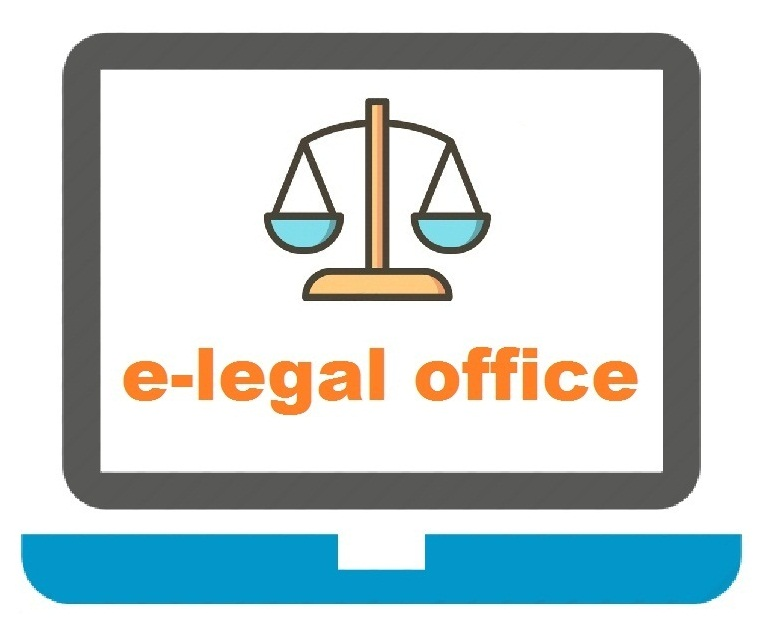e-legal office logo