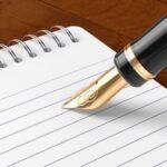 كتابة المقالات القانونية